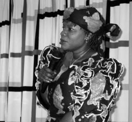 Margaret Dongo (Zimbabwe)