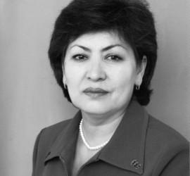 Dilorom Mukhsinova (Uzbekistan)