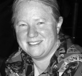 Ellen Barry (United States of America)