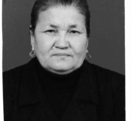 Sarygul Bahadirova (Uzbekistan)