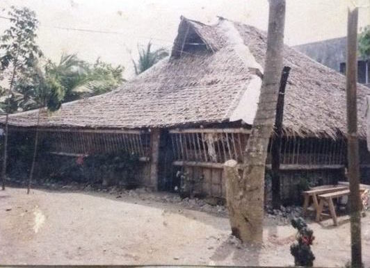 limoso old house