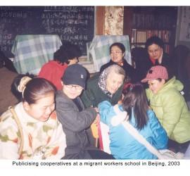 Publicising cooperatives